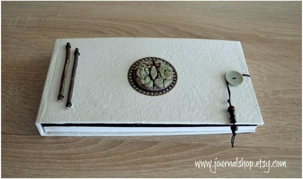 Picture of Black & White Tibetan Sketchbook