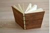 Picture of Wooden Coptic Journal - Memories