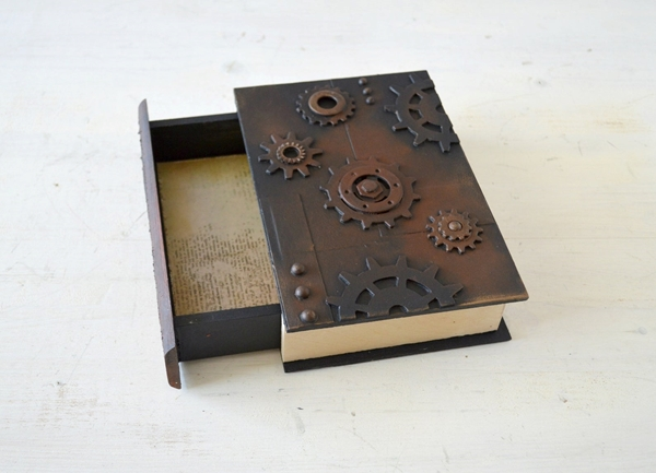 Picture of Steampunk book box