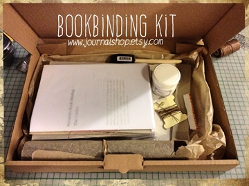 Picture of Bookbinding Kit - Codex Basic